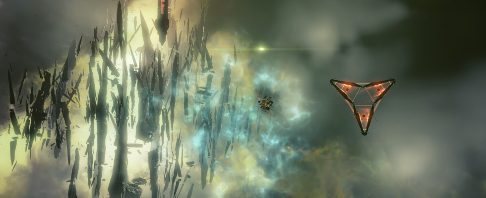 EVE Online Abyss wormholes