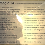 Eve Online Magic 14 Skills